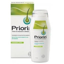 Priorin shampoo for normal/ dry hair 200ml