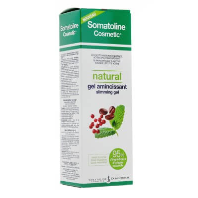 Somatoline Cosmetic Natural Gel Reductor 250ml