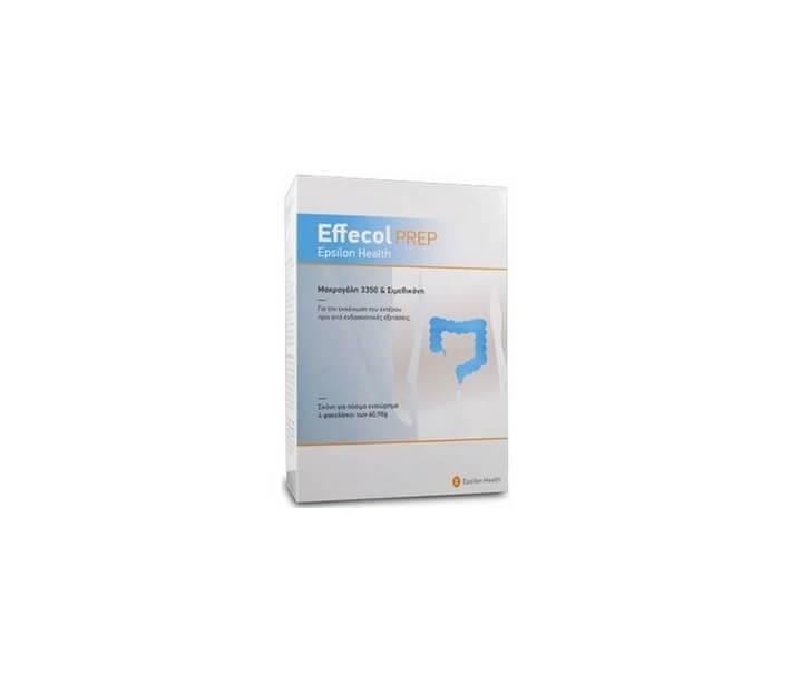 Epsilon Health Effecol Prep 4 Φακελίσκοι
