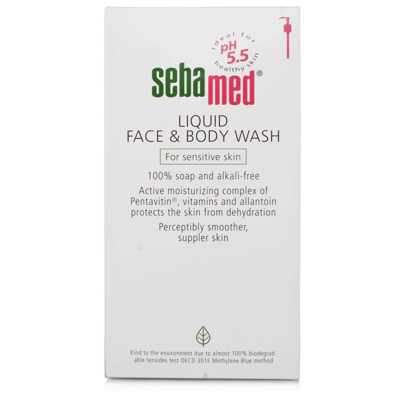 Sebamed Liquid Face and Body Wash Face and Body 1000ml