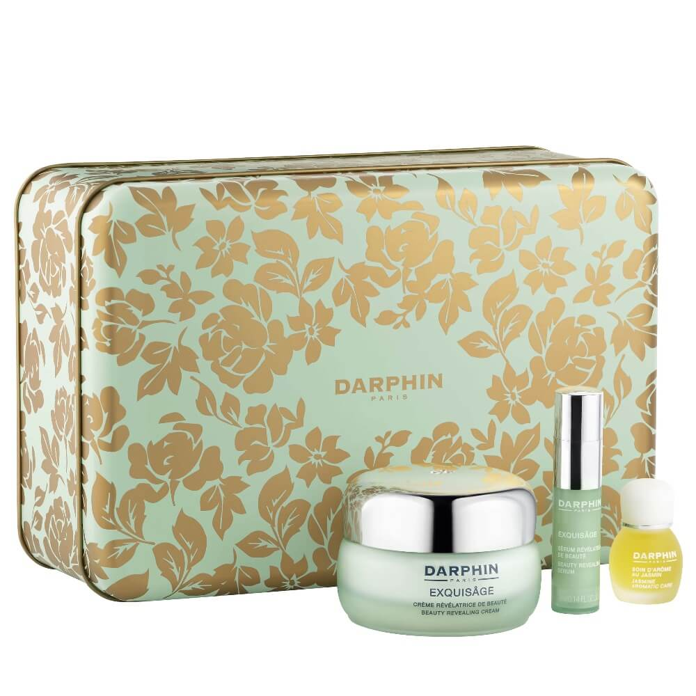 Darphin Promo Xmas Exquisage Set Revelateur Cream 50ml +  Beauty Revealing Serum 4ml + Jasmine Aromatic Care 4ml