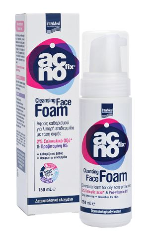 Acnofix Cleansing Face Foam 150ml