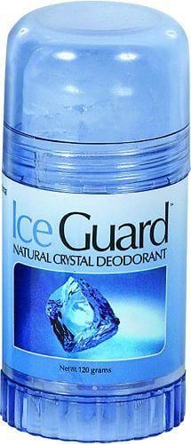 Ice Guard natural crystal deodorant 120gr