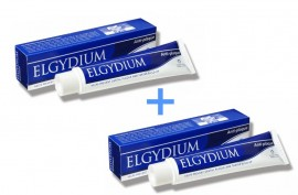 Elgydium Anti-Plaque 100ml 1+1