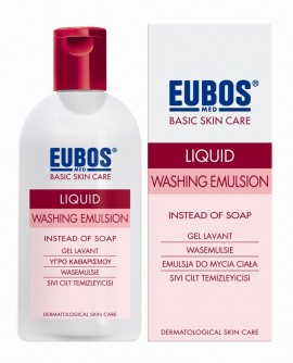 Eubos Red Liquid Washing Emulsion 200ml