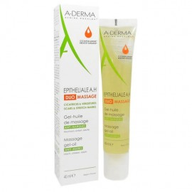 A-DERMA Epitheliale A.H Duo Massage Gel Oil 40ml