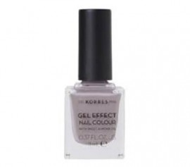 Korres Gel Effect Nail Colour No35 Cocoa Cream 11ml