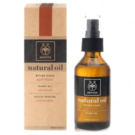 Apivita Natural oil αμύγδαλο 100ml