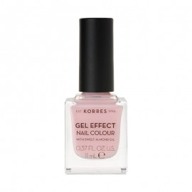 Korres Gel Effect Nail Colour No 05 Candy Pink 11ml