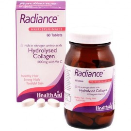 Health Aid Radiance Collagen 1000mg 60 ταμπλέτες