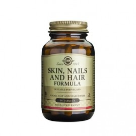 Solgar Skin Nails And Hair Formula 60tabs