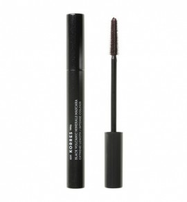Korres Black Volcanic Minerals / Professional Length Mascara _03 Brown Plum 7.5ml