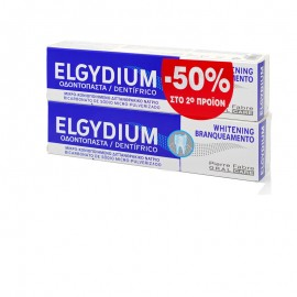 Elgydium Whitening  100ml 1+1