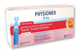 Physiomer unidoses 30 x 5ml
