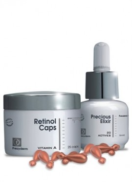 Frezyderm Age Repair Set Retinol Caps 25pcs + Precious Elixir 15ml