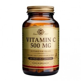 Solgar Vitamin C 500mg 100s