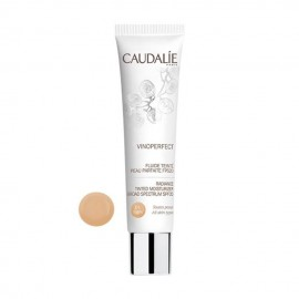 Caudalie Vinoperfect Fluide Teinte spf20 01 Light 40ml