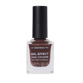 Korres Gel Effect Nail Colour No61 Seashell 11ml