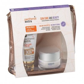 Medisei Panthenol Extra Sun Care Colour SPF30 50ml & New Face And Eye Cream 50ml