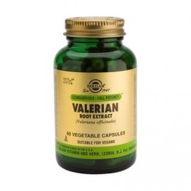 Solgar Valerian Root Exract 60caps