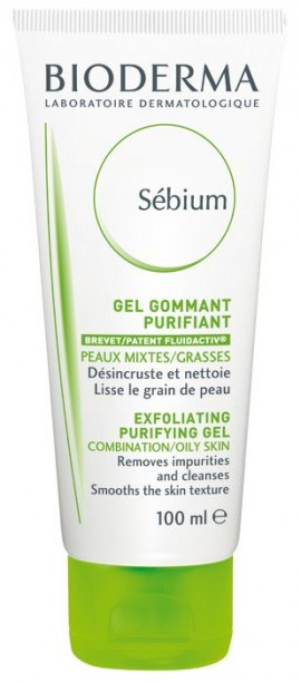 Bioderma Sebium Gel Gommant 100ml