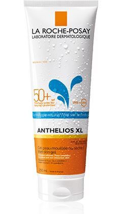 La Roche Posay  Anthelios XL Wet Skin Gel Αντηλιακό Σώματος spf50+, 250ml