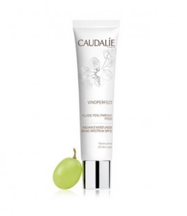 Caudalie Vinoperfect Radiance Moisturizer Day Perfecting Fluid spf20 40ml
