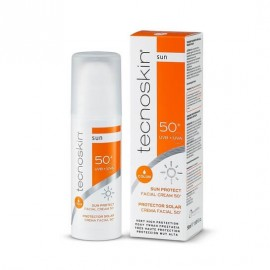 Tecnoskin Sun protect facial cream Color spf50+ 50ml