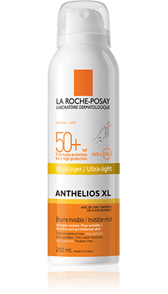 La Roche-Posay Anthelios XL Invisible Mist spf50+, Ultra light 200ml