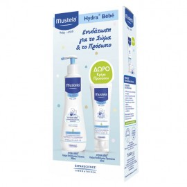 Mustela Hydra Bebe Body Lotion 300ml + Δώρο Hydra Bebe Facial Cream 40ml