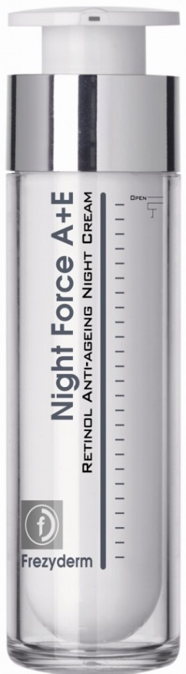 Frezyderm Night Force A+E Cream 50ml