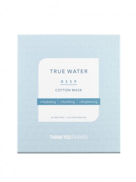 Thank You Farmer True Water Deep Cotton Mask 25ml