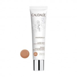 Caudalie Vinoperfect Fluide Teinte spf20 02 Medium 40ml