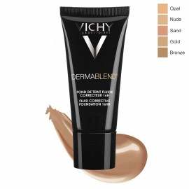 Vichy Dermablend Μake -Up Fluide spf35 sand_35 30ml