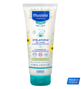 Mustela Stelatopia Cleasing Gel 200ml