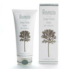 L Erbolario Body Cream With the 3 Artemisia Species 200ml