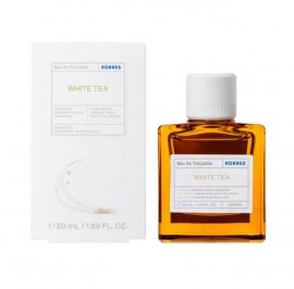 Korres White tea - Bergamot - Freesia 50ml