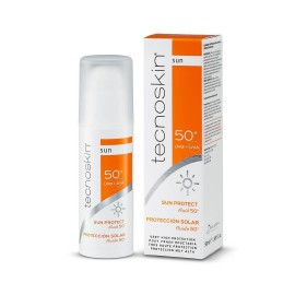 Tecnoskin Sun Protected Fluid spf50+, 50ml