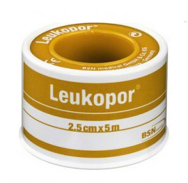 BSN medical Leukopor 2.50cm x 5m