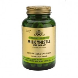 Solgar Milk Thistle Herb Extract 60caps