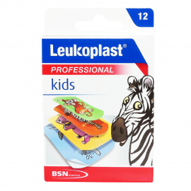 BSN Leukoplast Professional Kids  (19mm X 56mm) + (38mm X 63mm) 12τμχ