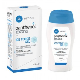 Medisei Panthenol Extra Ice Force Gel 120ml