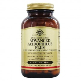 Solgar Advanced Acidophilus Plus 120veg.cps