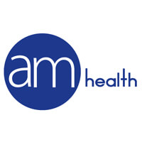 AM HEALTH logo